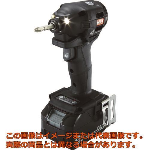 MAX 18V充電インパクトドライバセット(クロ)5.0Ah PJID152KB2C1850A
