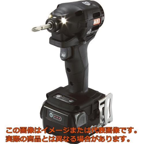 MAX 14.4V充電インパクトドライバセット(クロ) PJID152KB2C1440A