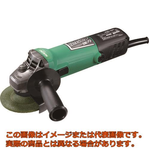 HiKOKI 電気ディスクグラインダ 低速トルク形 再起動防止機能 PDH100NSSS