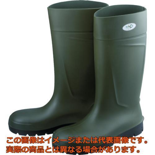 シモン 安全長靴 ウレタンブーツ 25.5cm SFB25.5