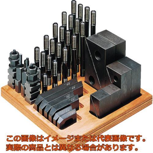 スーパーツール クランピングキット(M12)T溝:16 S1612CK