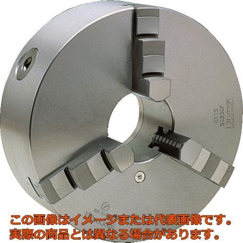 ビクター スクロールチャック SC230F 9インチ 3爪 一体爪 SC230F