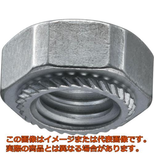 POP カレイナット/M4、板厚0.8ミリ以上、S4-07 (1000個入) S407