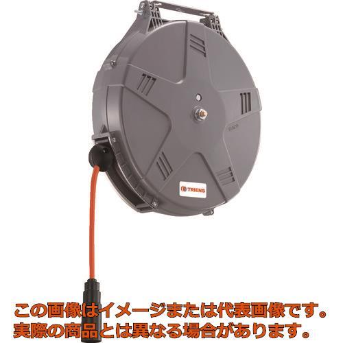TRIENS エアーホースリール 内径8mm×15m SHR35Z