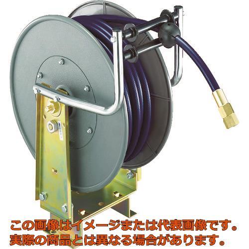 TRIENS エアーホースリール(耐スパッタ仕様)内径11mm×15m SHR40PAS