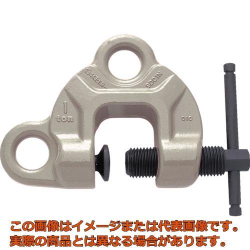 スーパー スクリューカムクランプ ダブル・アイ型 SDC0.5N