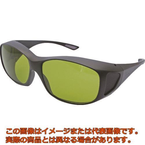 リケン レーザー用二眼型保護メガネ(YAG・ファイバー用)メガネ併用可 RSX4YGEP