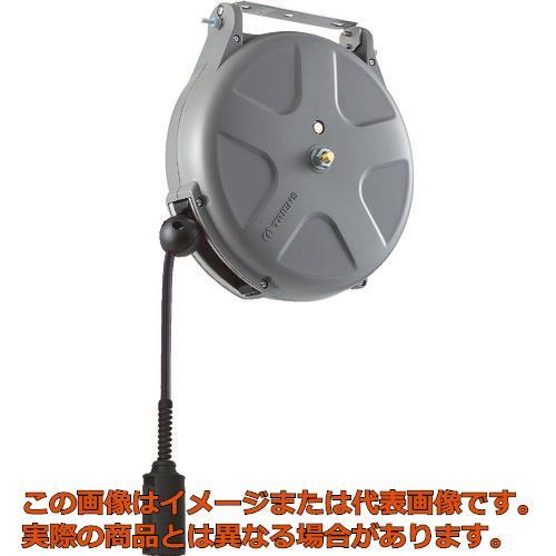 TRIENS エアーホースリール(耐スパッタ仕様)内径6.5mm×10m SHS210SA
