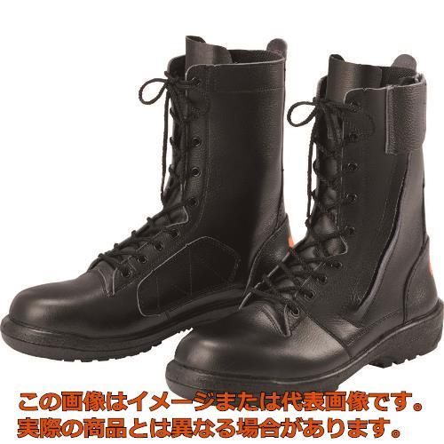 ミドリ安全 踏抜き防止板入り ゴム2層底安全靴 RT731FSSP-4 27.5 RT731FSSP427.5