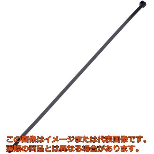 パンドウイット ナイロン結束バンド 耐熱性黒 (1000本入) PLT2.5SM30