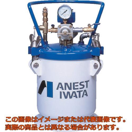 アネスト岩田 塗料加圧タンク 汎用 (手動攪拌式)10L PT10D