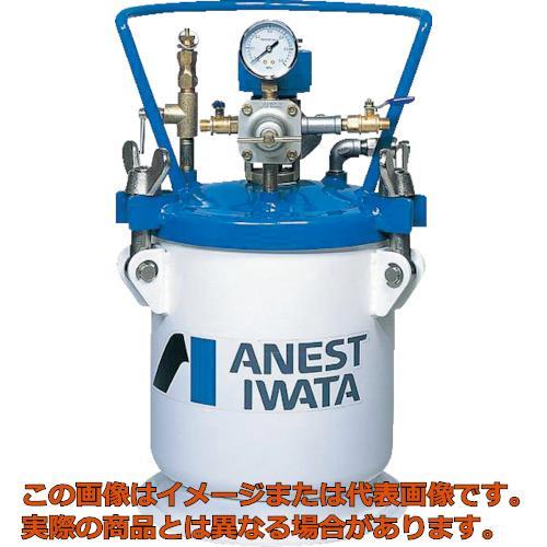 アネスト岩田 塗料加圧タンク 汎用 (自動攪拌式)10L PT10DM