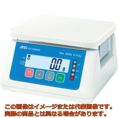 A&D デジタル防水はかり 3000g SH3000WP