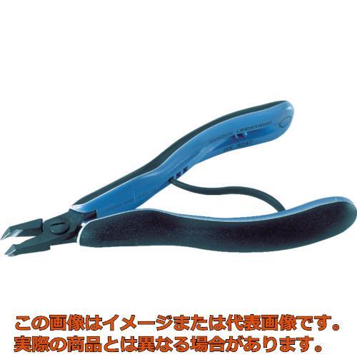 リンドストローム 電子斜めニッパー 銅線切断Φ0.2~1.0 全長143.0mm RX8247