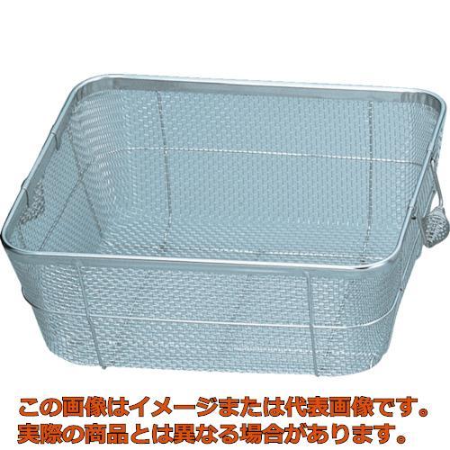 スギコ ステンレスバスケット 深型大 395×350×150 SCWL