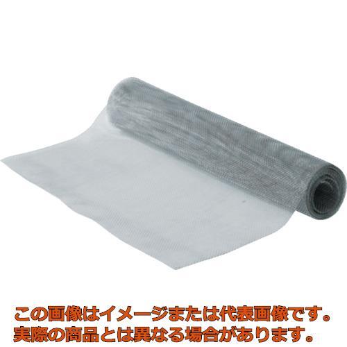TRUSCO ステンレス平織金網 線径Φ0.57Xメッシュ8X10m巻 SH05700810