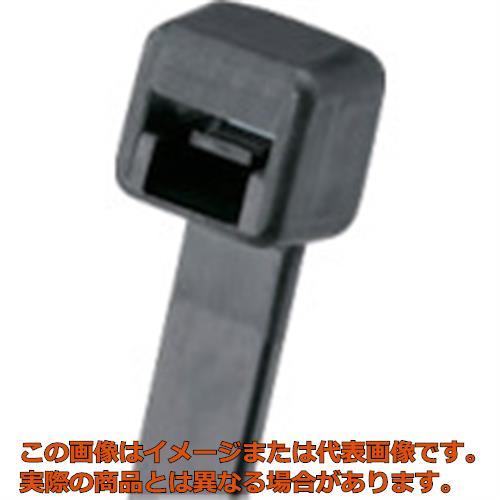 パンドウイット ナイロン結束バンド 耐熱性黒 (1000本入) PLT4IM30