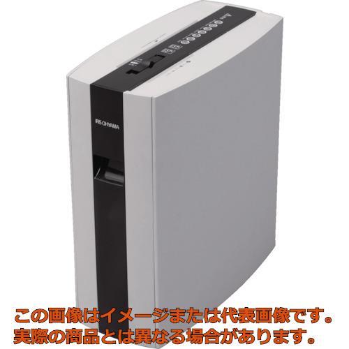 IRIS 520219 細密シュレッダー ホワイト PS5HMSDWH
