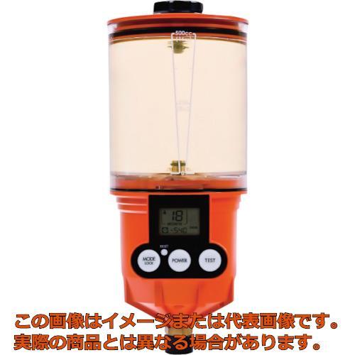 パルサールブ OL 500ccオイルタイプ モーター式自動給油機(空容器) OL500EMPTY