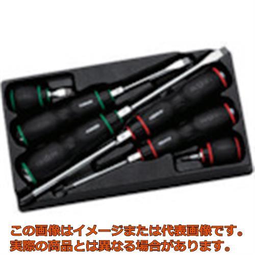ネプロス 樹脂柄ドライバ混合セット[6本組] NTD106