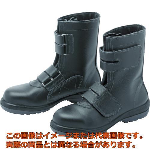 ミドリ安全 ラバーテック安全靴 長編上マジックタイプ RT73527.0