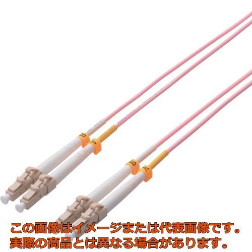 エレコム 光ファイバーケーブル マルチモード 10G LC-LC 2m OCLCLC5OM32