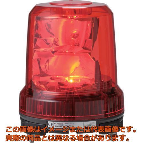 パトライト 強耐振型LED回転灯 RLRM2R