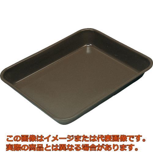 フロンケミカル フッ素樹脂コーティング標準バット 標準10 膜厚約50μ NR0376006