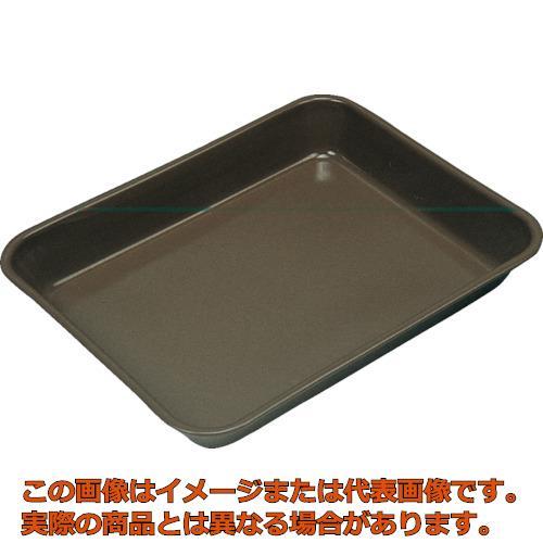 フロンケミカル フッ素樹脂コーティング中浅バット 中浅6 膜厚約50μ NR0375005