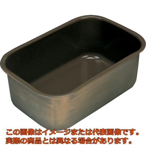 フロンケミカル フッ素樹脂コーティング深型バット 深14 膜厚約50μ NR0377015