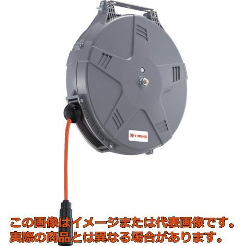 TRIENS エアーホースリール 内径6.5mm×15m SHR15Z