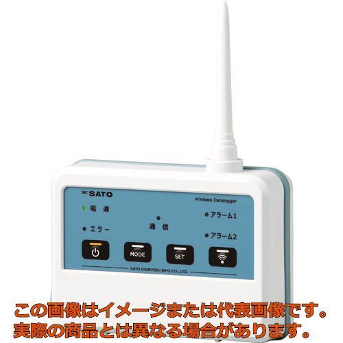 佐藤 無線ロガー親機・中継器 SKーL700R(8220-00) SKL700R