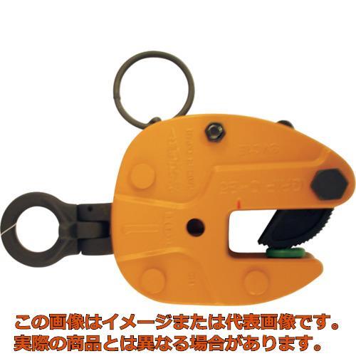 【高価値】 スーパー 立吊クランプ(ロックハンドル式・自在シャックルタイプ) SVC1E:工具箱 店-DIY・工具