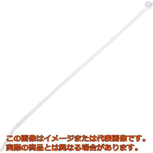 パンドウイット ナイロン結束バンド 白色 PLT2I-M10 PLT2IM10