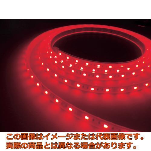 トライト LEDテープライト 16.6mmP  赤色  3M巻 TLVDR316.6P