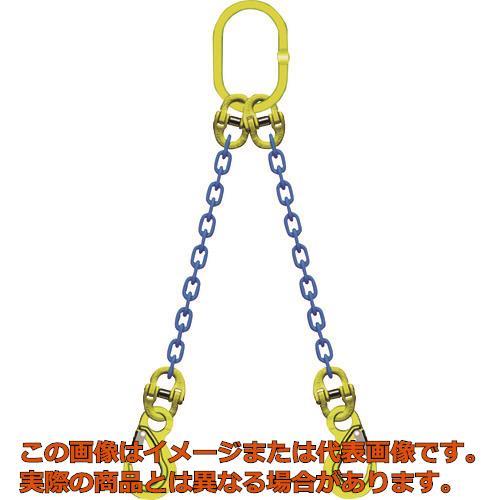 マーテック 2本吊りチェンスリングセット L=1.5m TA2EKN6
