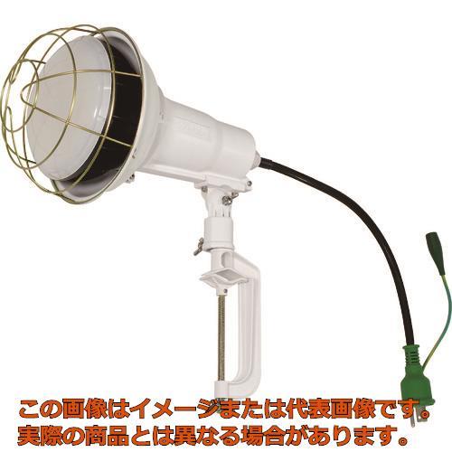 日動 LED投光器50W 昼白色 E付電線0.3m TOLE5000J50K