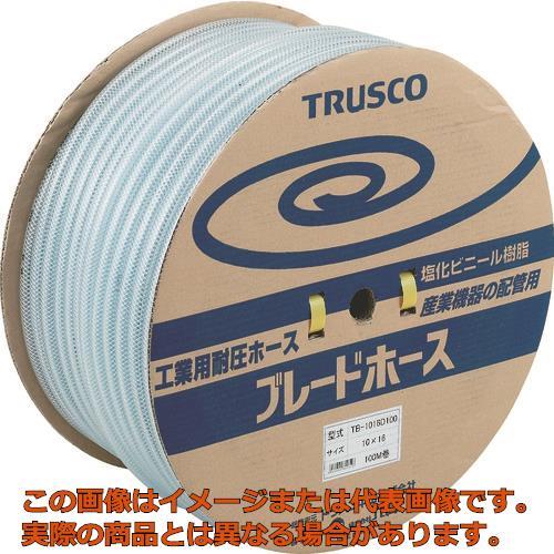 TRUSCO ブレードホース 10X16mm 100m TB1016D100
