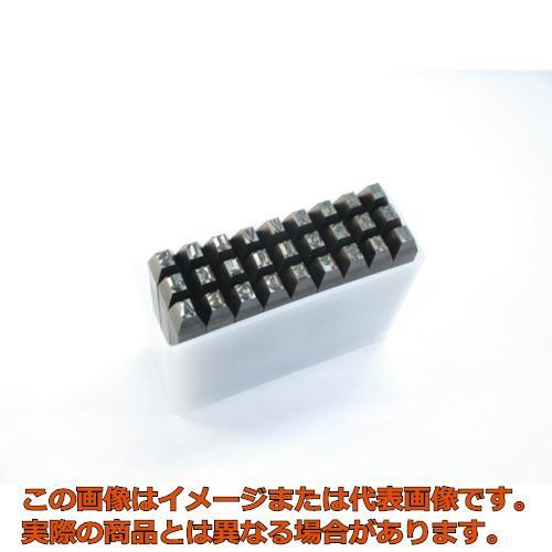 TRUSCO 英字刻印セット 8mm SKA80