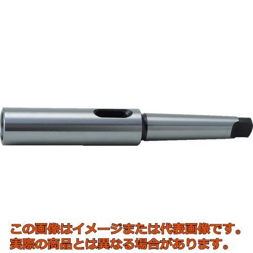 TRUSCO ドリルソケット焼入内径MT-2外径MT-4研磨品 TDC24Y