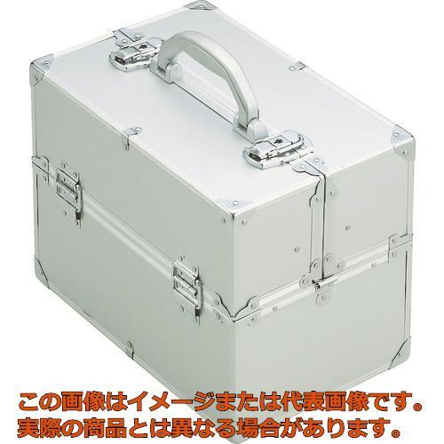 TRUSCO アルミケース 両開き2段 TAC360W