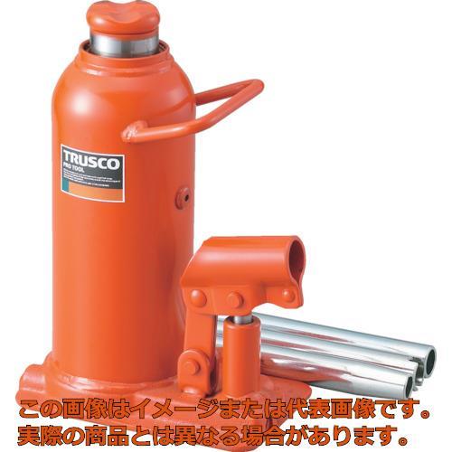 【代引き不可・配達日・配達時間帯指定不可】TRUSCO 油圧ジャッキ 10トン TOJ10