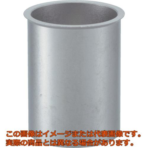 TRUSCO クリンプナット薄頭ステンレス 板厚2.5 M6X1 (100個入) TBNF6M25SSC