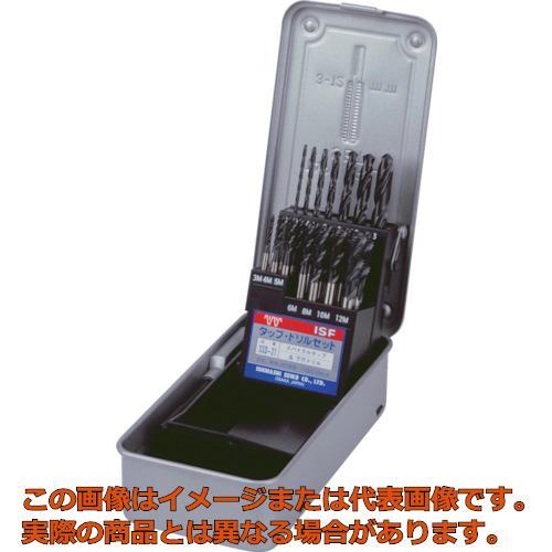 IS スパイラルタップ・ドリルセット SSD21