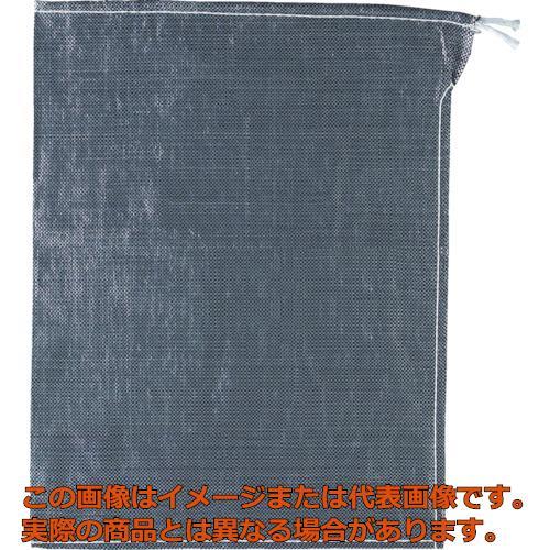 業務用 オレンジブック掲載商品 TRUSCO 強力カラー袋 ブラック セールSALE%OFF 1S 袋 TKB4862BLA お得 =10枚入