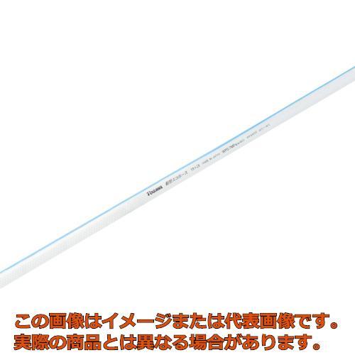 十川 耐熱エコホース 12×18mm 60m TEH12