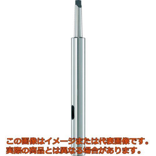 TRUSCO ドリルソケット焼入研磨品 ロング MT2XMT3 首下250mm TDCL23250