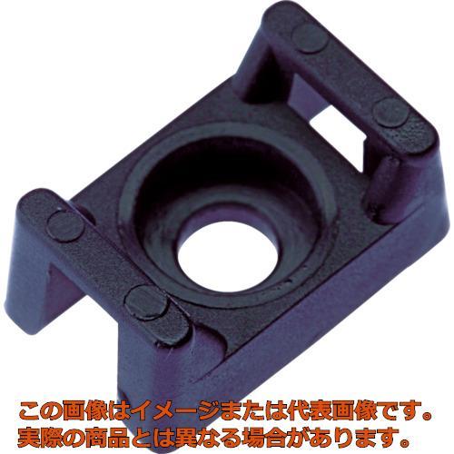 パンドウイット タイマウント 耐候性黒 (1000個入) TM1S6M0