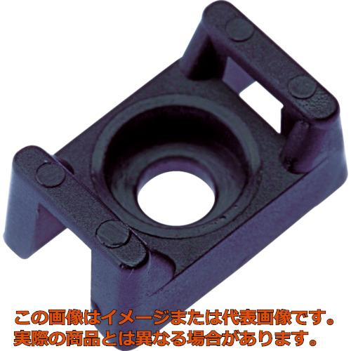 パンドウイット タイマウント 耐候性黒 (1000個入) TM2R6M0