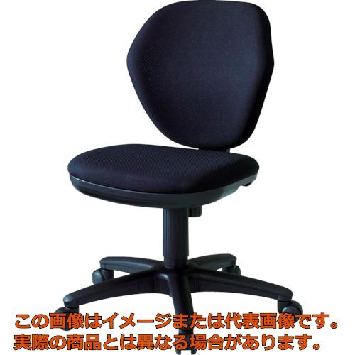 TRUSCO オフィスチェア 黒 T10BK